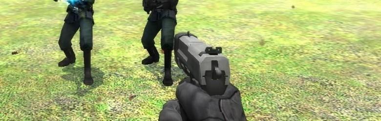 2 handed pistol For Garry's Mod Image 1