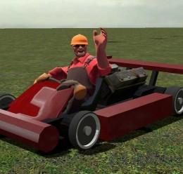 V8 super kart.zip For Garry's Mod Image 3