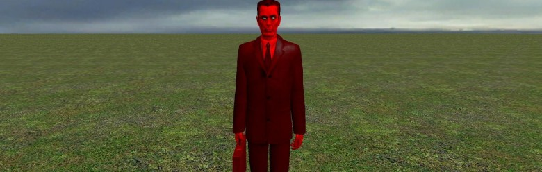 red_gman.zip For Garry's Mod Image 1
