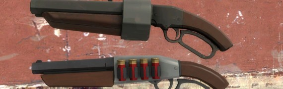TF2 Lever Rifle