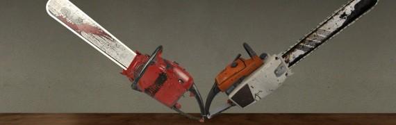 L4D2 Evil Dead Chainsaw
