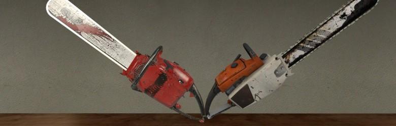 L4D2 Evil Dead Chainsaw For Garry's Mod Image 1