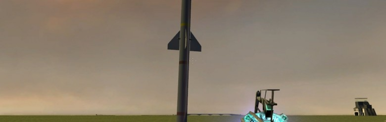 Homing Missile for All.zip For Garry's Mod Image 1