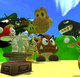 Super Mario Galaxy Pack (#1) For Garry's Mod Image 2
