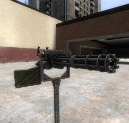 (OLD) USEABLE L4D TURRET!!! For Garry's Mod Image 1