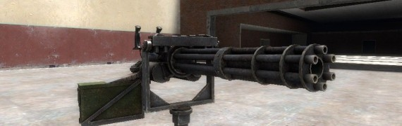 (OLD) USEABLE L4D TURRET!!!