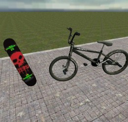 drivable_bmx_and_skate.zip For Garry's Mod Image 1
