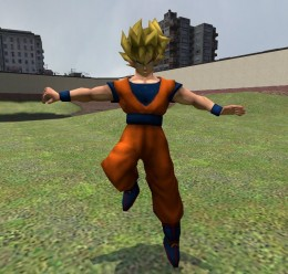 Goku Model For Garry's Mod Image 2