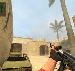 css_sniper_hand_skin.zip For Garry's Mod Image 1