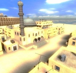 gm_iraq_desert_b1 For Garry's Mod Image 1