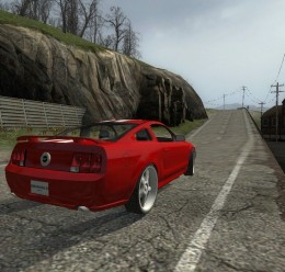 Ford Mustang GT SCar For Garry's Mod Image 1