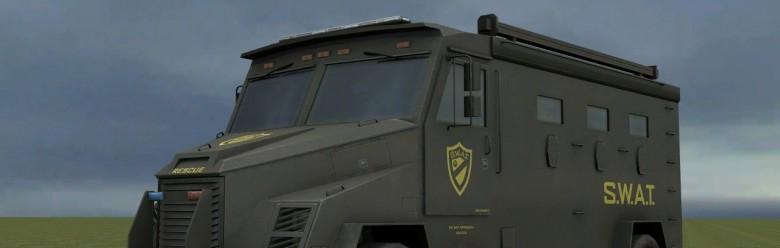 Swat Van From CS:GO For Garry's Mod Image 1