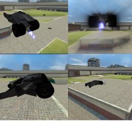 Drivable Batman Tumbler For Garry's Mod Image 2