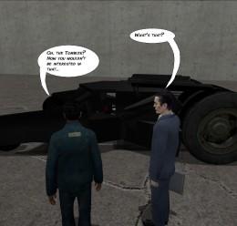Drivable Batman Tumbler For Garry's Mod Image 3