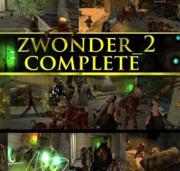 Zombie Survival -Zwonder 2 V.2 For Garry's Mod Image 2