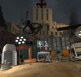 Meet the Medic Map - Prop Pack For Garry's Mod Image 1