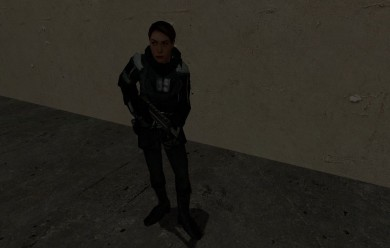 female_cp.zip For Garry's Mod Image 2