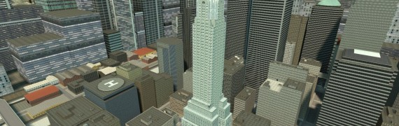 GTA IV Chrysler building