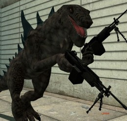 Gino (Godzilla 1998) For Garry's Mod Image 1