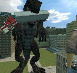 Gino (Godzilla 1998) For Garry's Mod Image 2