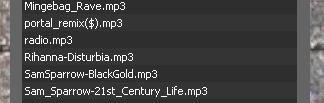 mp3_player.zip For Garry's Mod Image 1