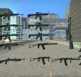 The DMG SWEP Pack (Part 1) For Garry's Mod Image 1
