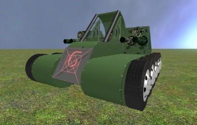 G tank 1.2! For Garry's Mod Image 2