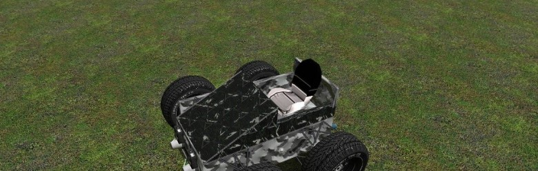 Army buggy For Garry's Mod Image 1