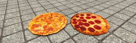 The pizza MOD