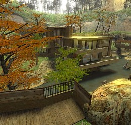 Park House For Garry's Mod Image 1