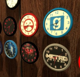 Hour Animated Clock For Garry's Mod Image 1