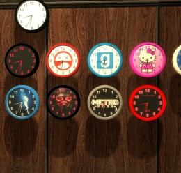 Hour Animated Clock For Garry's Mod Image 2