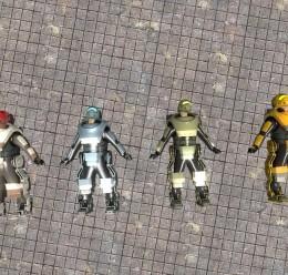 Alien Swarm PlayerModels For Garry's Mod Image 2