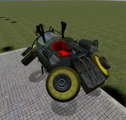 hovercar.zip For Garry's Mod Image 1
