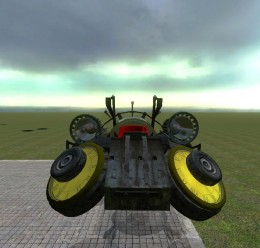 hovercar.zip For Garry's Mod Image 2