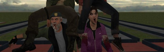 l4d_beta_style_zoey_and_bill_s
