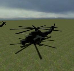 KU-56 Gunship For Garry's Mod Image 1