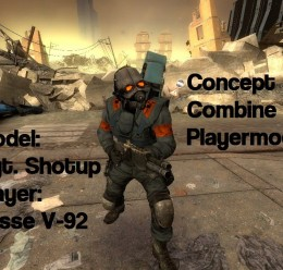 Concept Combine Player For Garry's Mod Image 1