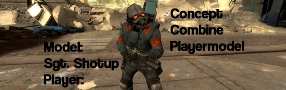 Concept Combine Player