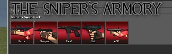 The Sniper's Armory