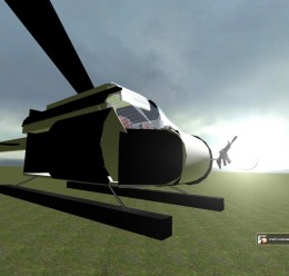 Avatar helicopter + police hel For Garry's Mod Image 3