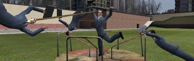 GMan Circus For Garry's Mod Image 1
