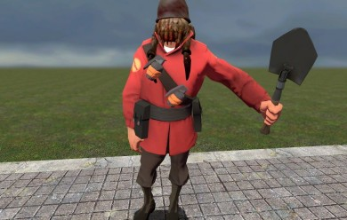 tf2zombine.zip For Garry's Mod Image 1