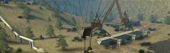 Battlefield 2 ZParachute