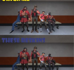 Glossy Tf2 Characters For Garry's Mod Image 1