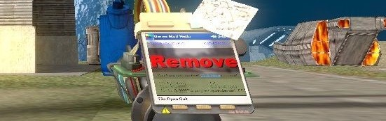 Remover Tool Warning!