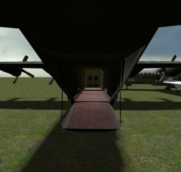 flyable_l4d_planes.zip For Garry's Mod Image 3