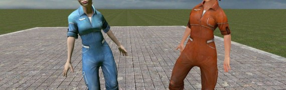 Portal 2 Beta: Mel *Hexed*