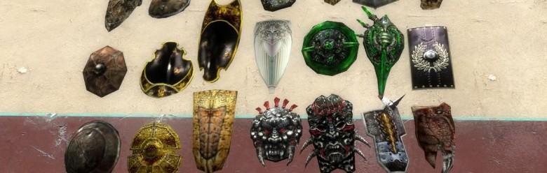 Morrowind Shields For Garry's Mod Image 1