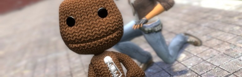 rigged_sackboy.zip For Garry's Mod Image 1